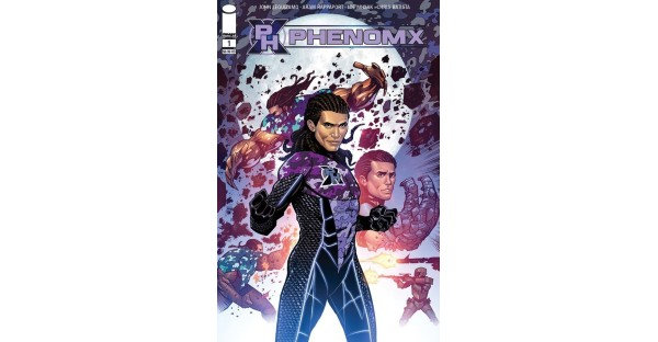 IMAGE COMICS/TODD MCFARLANE PRODUCTIONS ANNOUNCES INCENTIVE COVERS FOR PHENOMX #1