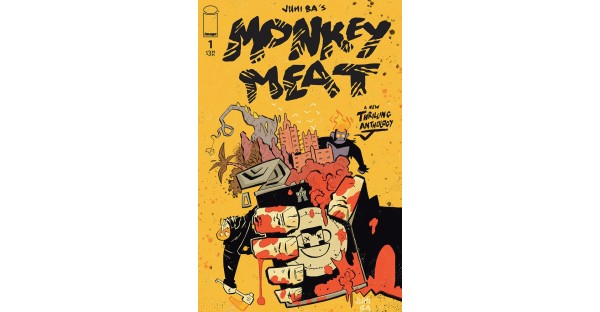 UPCOMING MINISERIES MONKEY MEAT A CHEEKY SATIRE FOR FANS OF ICE CREAM MAN & CHEW