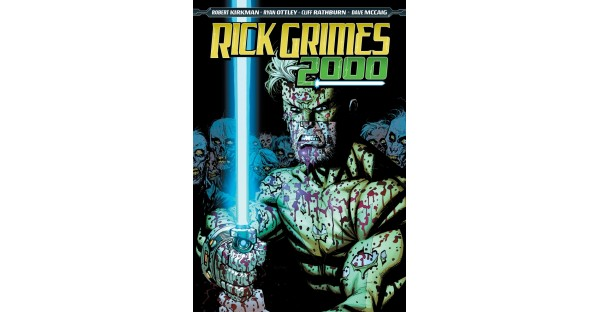"""THE WILDEST """"WALKING DEAD"""" STORY EVER COMES TOGETHER IN RICK GRIMES 2000 FROM IMAGE/SKYBOUND"""