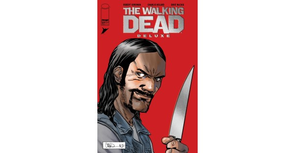 THE WALKING DEAD DLX #27, FRIDAY #1 & GRRL SCOUTS: STONE GHOST #1 JOIN LINEUP OF EXCITING LOCAL COMIC SHOP DAY 2021 TITLES